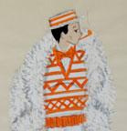 Broadway Follies - Costume Design for Nancy Meadows and Brad Hiskell