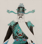 Silver River - Costume design for Jade Emperor