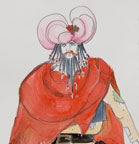 The Fantasticks - Costume design for Mortimer