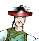 The Nutracker - Costume design for Chinese Tea
