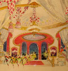 Set design for Gaite Parisienne